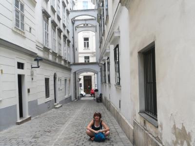 Leniwy, wiedeński spacer – czyli początek drogi do Wenecji