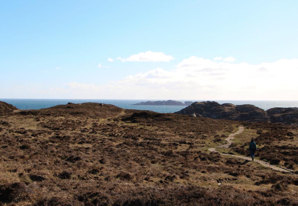Iona, Columba's Bay