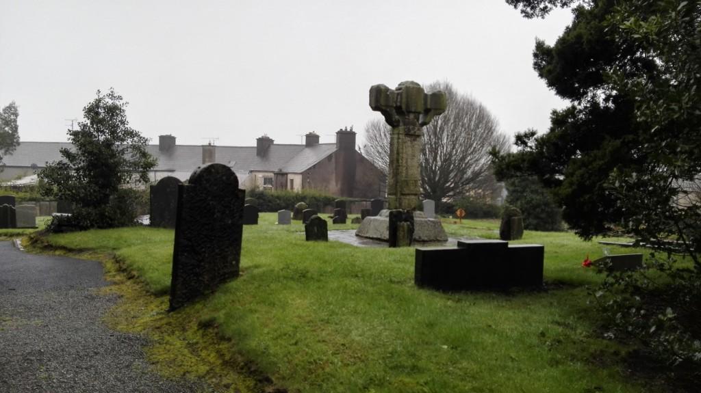 Celtyckie krzyże w Kells
