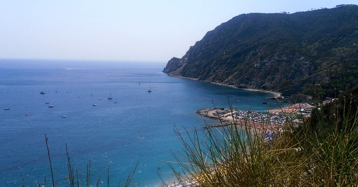 Czego NIE zwiedziliśmy w Monterosso al Mare