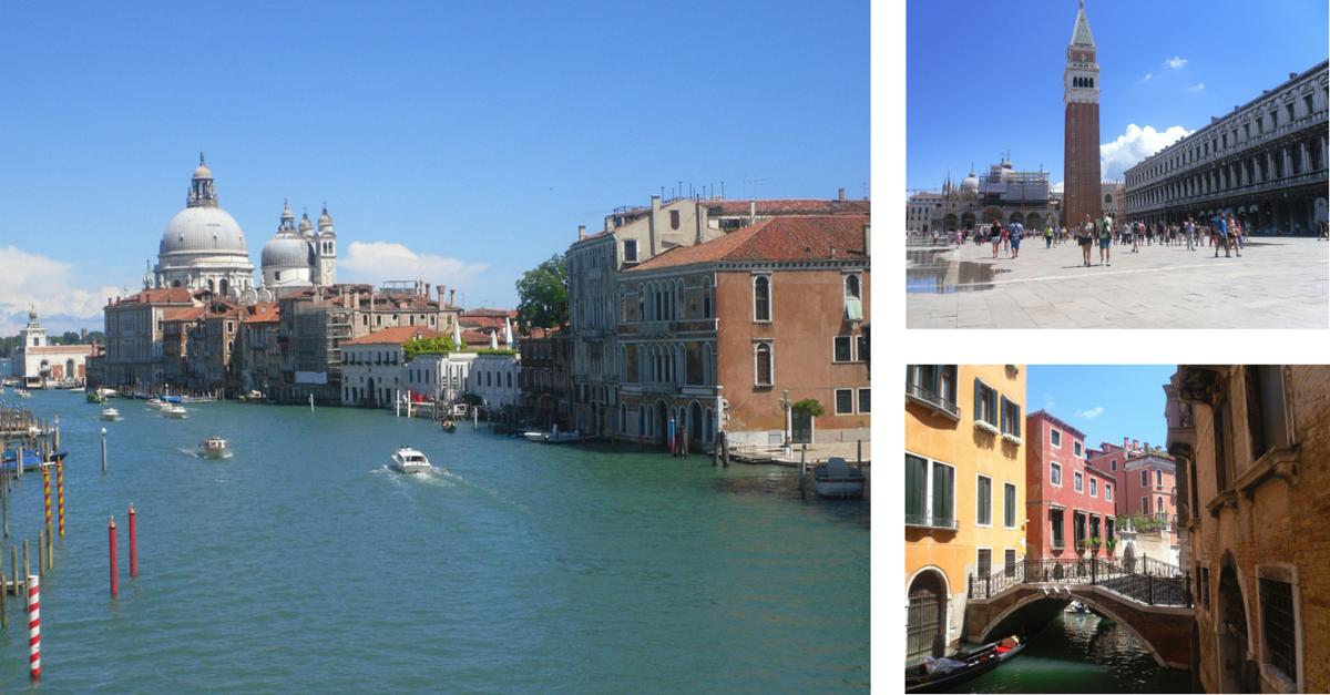 Dwie twarze jednego miasta, czyli Wenecja, która znika